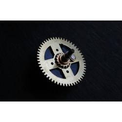 Grande toupie mécanisme de montre
