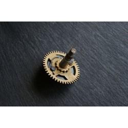 Toupie mécanisme montre